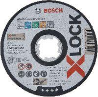 BOSCH Trennscheibe Multi Material X-LOCK Einzelverkauf, 125x1.0 - toolster.ch