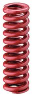 FIBRO Druckfeder rot für schwere Belastung 20.00 x 10.0 x  38 - toolster.ch