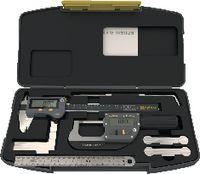 SYLVAC Messwerkzeug-Satz Sylvac IP67 Bluetooth® 7-teilig, im Kunststoffetui LARGE-DIGITAL / BT - toolster.ch