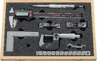 MAHR Messwerkzeug-Satz 7-teilig, im Holzetui CLASSIC-DIGITAL - toolster.ch