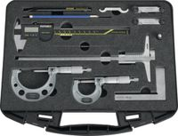 FUTURO Messwerkzeug-Satz digital  IP67 10-teilig im Kunststoffkoffer TWIST-DIGITAL-DA01 - toolster.ch