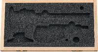 SITTEK Holzetui Einlage 3-teilig BASIC / 280 x 155 x 36 - toolster.ch