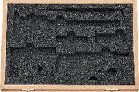 SITTEK Holzetui Einlage 7-teilig CLASSIC / 300 x 205 x 36 - toolster.ch