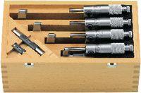 MAHR Bügelmessschrauben-Satz Micromar 40SA 0...100 / 0.01 - toolster.ch