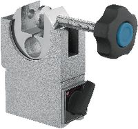 FUTURO Gerätehalter , schaltbares Magnet, Klemmöffnung mm 0...12 - toolster.ch