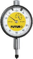 FUTURO Messuhr mit Toleranzmarken 5 / 0.01 / Ø 40 / 0-50-0 - toolster.ch