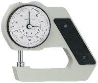 KÄFER Dickenmessgeräte Käfer Messtaster Ø 6.35 mm, flach 0...10 / 0.01 / 45 / J45 - toolster.ch