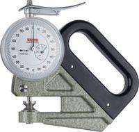 KÄFER Folien-Dickenmessgeräte Käfer Taster Ø 6.35 mm, flach 0...1 / 0.001 / 30 / F1000/30 - toolster.ch