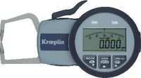 KROEPLIN Aussen-Schnelltaster digital Messkontakt K Ø 1.5 mm, Ausladung 35 mm 0...10 / 0.005 / 35 / IP67 - toolster.ch
