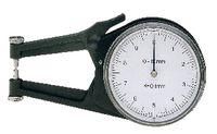 KROEPLIN Schnelltaster  POCOTEST Messkontakt K Ø 2.0 mm, Ausladung 36 mm 0...10 / 0.1 / 36 - toolster.ch