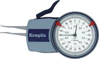 KROEPLIN Schnelltaster Messkontakt K Ø 0.6 mm, Ausladung 35 mm 5...15 / 0.005 / 35 / IP65 - toolster.ch