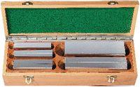 FUTURO Parallelunterlagen-Satz DIN 6346/9 9 Paare, Längen 63 + 100 mm 63...100 / 9 - toolster.ch
