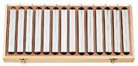 NERIOX Parallelunterlagen Satz 14 Paare, Länge 150 mm 150 / 14 - toolster.ch