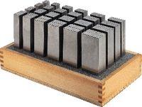 FUTURO Parallelunterlagen-Satz 24 Paare, Länge 125 mm 125 / 24 / ±0.01 - toolster.ch