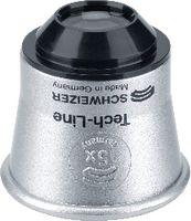 SCHWEIZER Uhrmacherlupe aplanatisch 15x / Ø 16.2 - toolster.ch