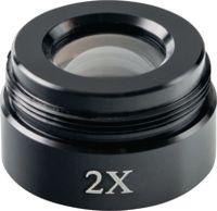 FUTURO Vorsatzlinse für  Videomikroskop 2.0x / 5…1 / 36 / 80x…450x - toolster.ch