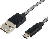 ANSMANN Kabel USB 2.0 / Micro-USB / 1 m - toolster.ch