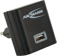 ANSMANN Ladegerät USB Ausgang: 1x USB A- 100...240 V AC / 5 V DC - 2100 mA - toolster.ch