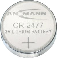 ANSMANN Batterie Lithium CR2477 / 3.0 V - toolster.ch