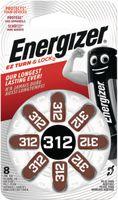 ENERGIZER Hörgeräte-Batterie Zink-Luft Inhalt 8 Stück PR41 (312) / 1.4 V - 8x - toolster.ch