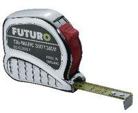 FUTURO Rollmeter  Tri-Matic Genauigkeit EG-Klasse I 3 m - toolster.ch