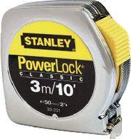 STANLEY Rollmeter  POWERLOCK / mm-Zoll 3 m - toolster.ch