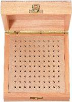AZUREA Etui für 50 Lehrdorne 50 /  0.100...3.999 - toolster.ch