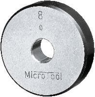 MICROTOOL Einstell-Lehrring DIN 2250-1 C 8 - toolster.ch