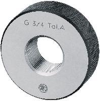 "JBO Gewinde-Gutlehrring Whitworth Rohrgewinde Tol.-Klasse A G1/8"" - toolster.ch"