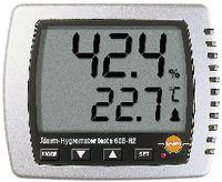 TESTO Alarm-Hygrometer  608 H2 / -10...+70 °C / +2...+98 %rF - toolster.ch
