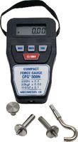 MECMESIN Kraftmessgerät  CFG+ mit Datenausgang RS-232 Zug und Druck 500 N / 0.5 N / 10-32 UNF - toolster.ch