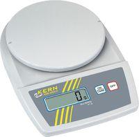 KERN Kompakt-Waage digital Wägeplatte Ø 150 mm 2200 g / 1.0 g - toolster.ch