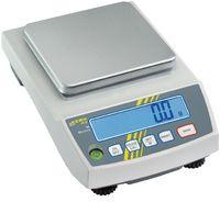 KERN Präzisionswaage digital Datenausgang RS-232C, 130 x 130 mm 3.5 kg / 0.01 g - toolster.ch