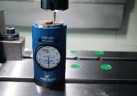 TSCHORN Voreinstellgerät  Micro Tastfläche-Ø 42 mm, Höhe 100 mm 100 / 0.01 / Ø 42 / nicht magnetisch - toolster.ch