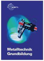 Fachbuch Europa Lehrmittel Metalltechnik Grundausbildung - toolster.ch