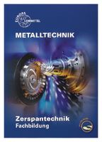 Fachbuch Europa Lehrmittel DE Zerspantechnik Fachbildung - toolster.ch
