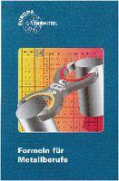 Fachbuch Europa Lehrmittel DE Formelbuch für Metallberufe - toolster.ch