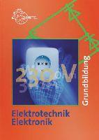Fachbuch Europa Lehrmittel DE Fachkunde Elektrotechnik - toolster.ch