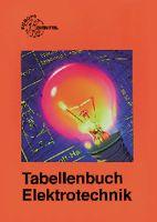 Fachbuch Europa Lehrmittel DE Tabellenbuch Elektrotechnik - toolster.ch
