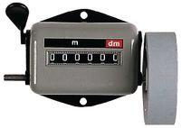 ZIVY Meterzähler  Z4132 Gummirad 506 Umfang 0.2m, Breite 20mm RR/LL / 506 / 0.200m x 20 - toolster.ch