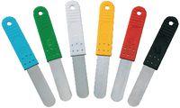H+S Fühlerlehre einzeln mit Plastikgriff 0.70 / orange - toolster.ch