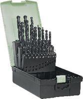 TITEX Sortiment Spiralbohrer in Kassette, HSS, DIN 338 601 / 1-10.5 (Abstufung 0.5) - toolster.ch
