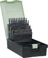 TITEX Sortiment Spiralbohrer WALTER in Kassette, HSS, DIN 338 604 / 1-6.0  (Abstufung 0.1) - toolster.ch