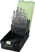 TITEX Sortiment Spiralbohrer WALTER HSS, DIN 338 Typ VA / 1-10.5  (Abstufung 0.5) - toolster.ch