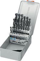 FUTURO Sortiment Spiralbohrer Typ N, HSS, in Metallkassette B / 1-13 (Abstufung 0.5) - toolster.ch