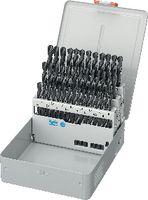 FUTURO Sortiment Spiralbohrer Typ N, HSS, in Metallkassette D / 6-10 (Abstufung 0.1) - toolster.ch
