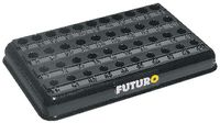 FUTURO Bakelit-Sockel Leer, schwarz 6100 / 6-10 - toolster.ch