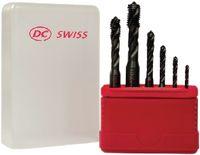 DC Satz Gewindebohrer  N360V-3 HSSE, metr., V, Tol. ISO2 6H, DIN 371 M3 - M10 - toolster.ch