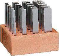 FUTURO Parallelunterlagen-Satz 20 Paare, Länge 100 mm 100 / 20 - toolster.ch