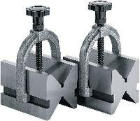 Prismen-Paar mit V-Auflage Einschnitt 90° 40 x 50 x 50 - toolster.ch
